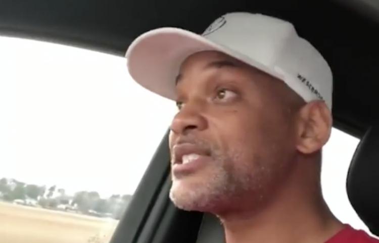 Will Smith responde a las críticas, cantando 'La Bamba' en castellano