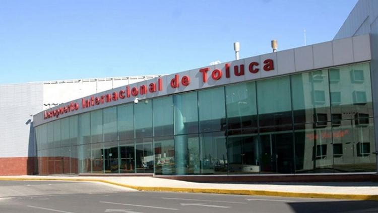Aeropuerto de Toluca, opción para la movilidad aérea