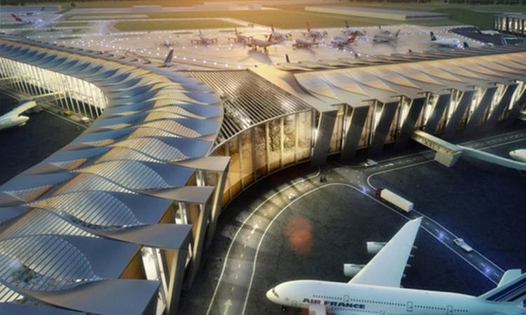 Ubicación de nuevo aeropuerto, decisión técnica sector privado