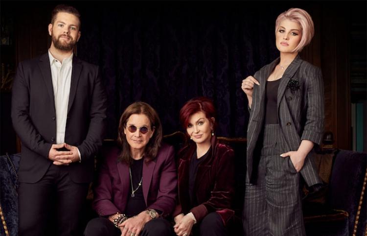 """Los Osbourne recordarán su paso por los """"realitys"""" mediante 10 podcasts"""