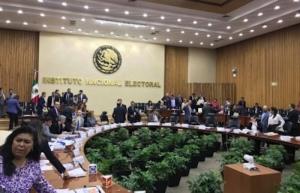INE confirma que no se puede reinterpretar votación válida emitida