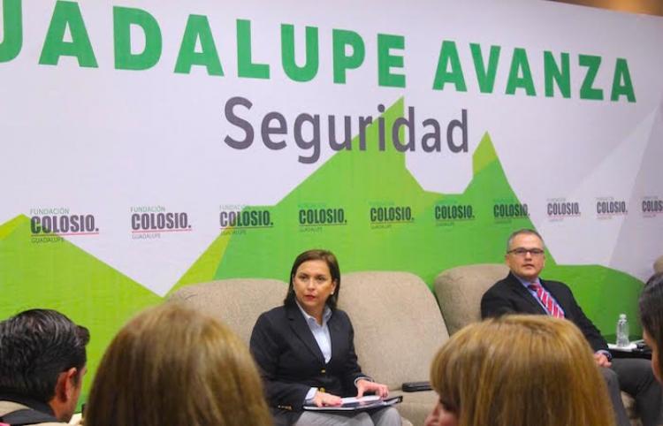 Inseguridad se combate con estrategia policiaca pero también atacando la desigualdad y la exclusión sociales; expone Cristina Díaz
