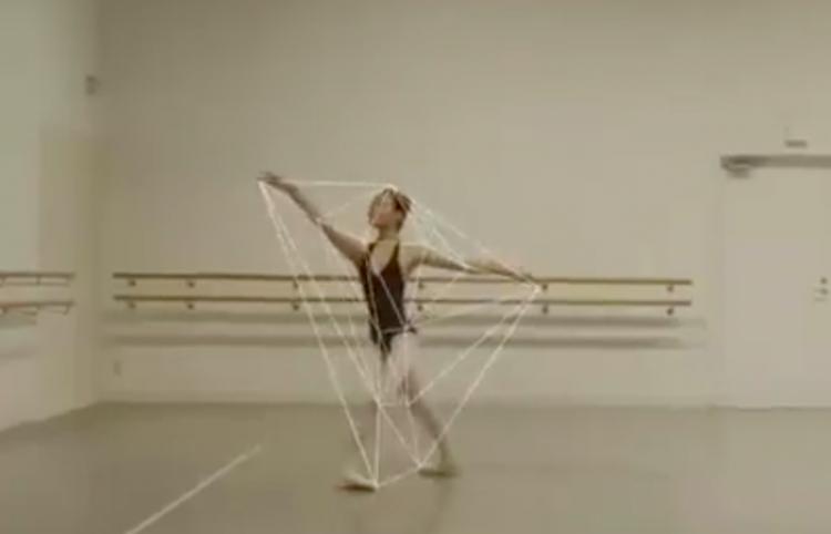 Geometría de la danza
