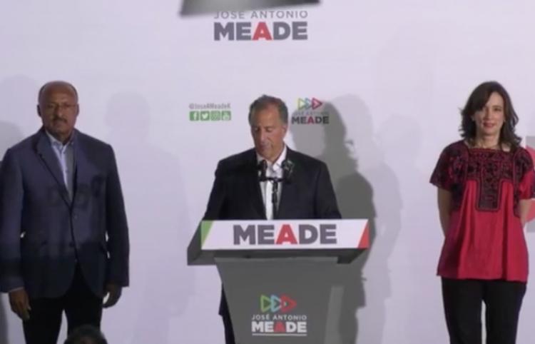 A 5 minutos del cierre de casillas Meade da triunfo a AMLO para la presidencia 2018