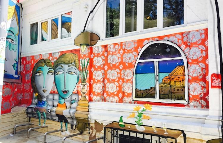 Viña del Mar y Cerro Alegre de Valparaíso, la gran galería al aire libre