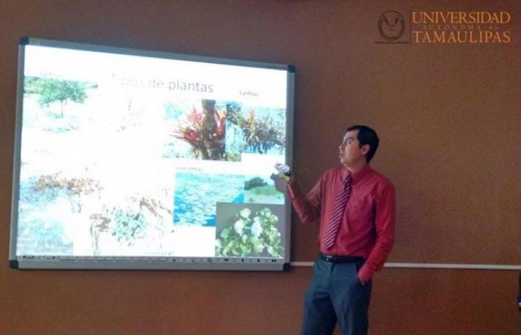 Investigadores de la UAT crean modelo para secado de plantas medicinales