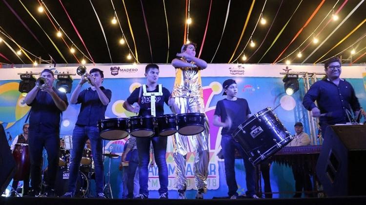 Inicia Carnaval Playa Miramar 2018