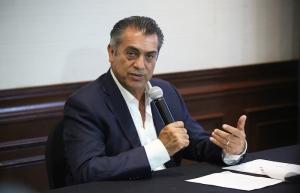 """""""El Bronco"""" promete ante poblanos combatir pobreza sin asistencialismo"""