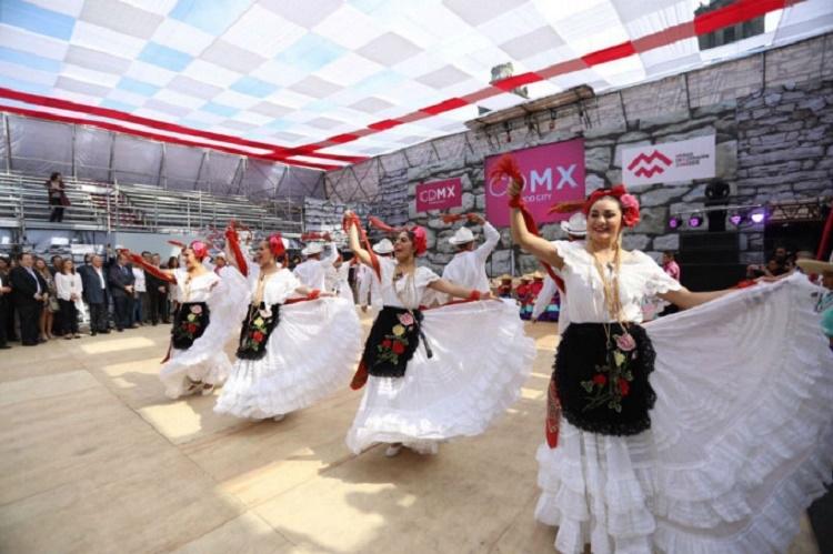Zócalo espera a más de un millón de visitantes en feria gastronómica