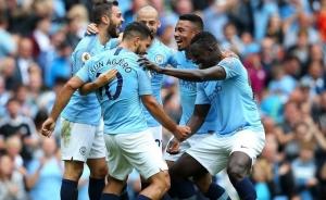 Manchester City, perfecto y goleador