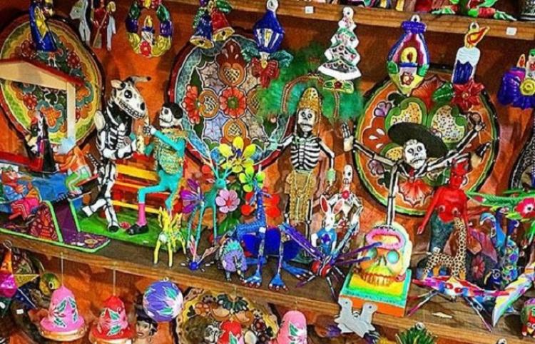 Lugares atractivos y artesanías expondrá Oaxaca en Tianguis Turístico