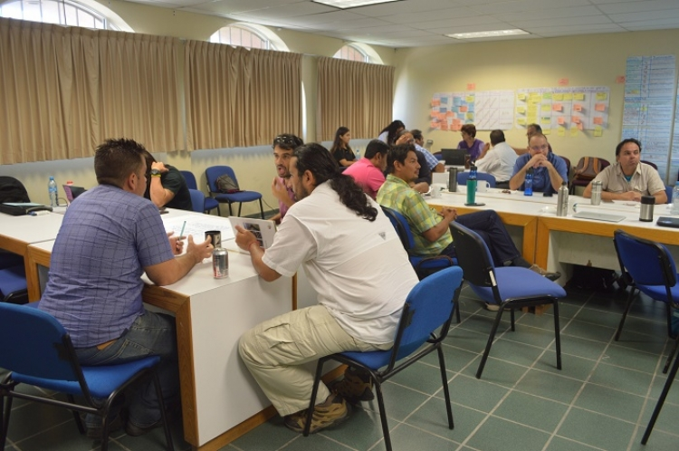 Imparten taller de evaluación de vulnerabilidad en El Vizcaíno