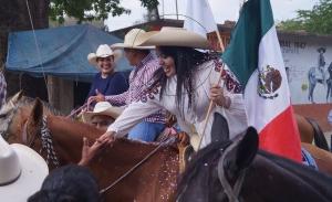 López Obrador defiende de nuevo a Nestora Salgado