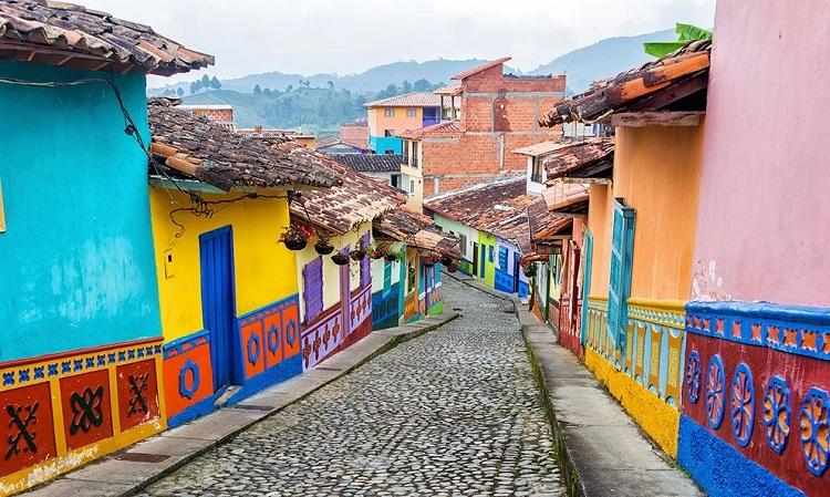 Colombia recibió 6.5 millones de turistas extranjeros en 2017