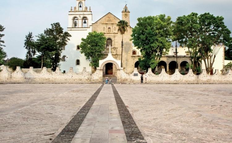 Visita el pintoresco pueblo de Cuitzeo