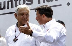López Obrador ofrece un gobierno itinerante