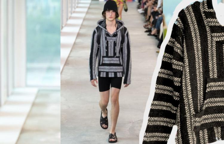 IMPERDONABLE: Michael Kors roba diseño artesanal mexicano