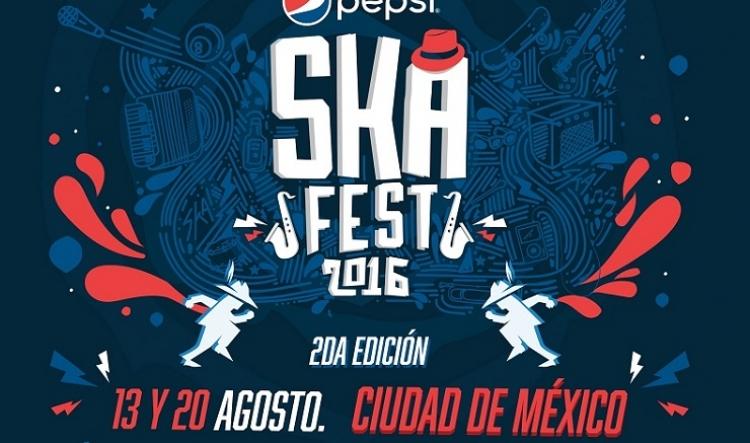Big Javy & Los Tenampa animan al Ska Fest 2018