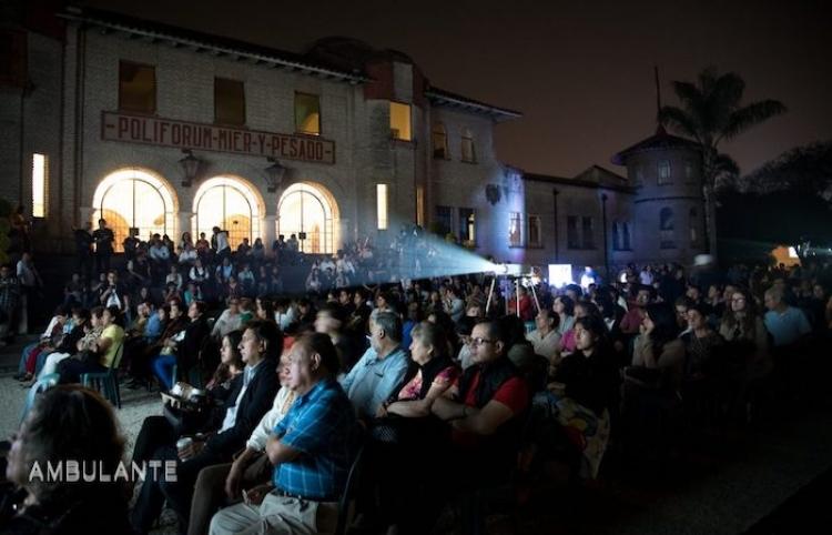 Convocatoria del Festival Ambulante 2019, abierta hasta el 1 de octubre