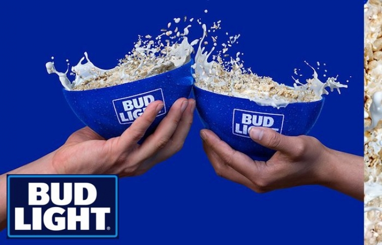 Bud Light lanza su cereal de cerveza en México