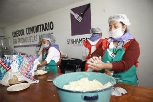 Aseguran abasto de maíz en comunidades aisladas