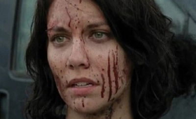 Lauren Cohan se aleja de 'The Walking Dead'