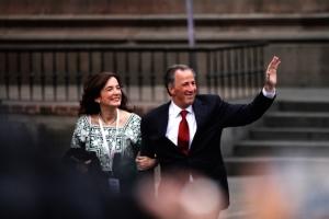Se declara Meade ganador del primer debate presidencial