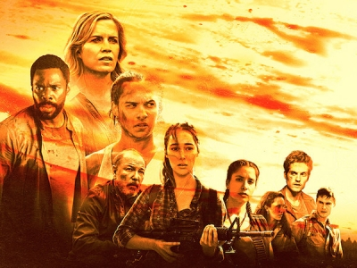 "Fans de ""Fear the walking dead"", invitados a crear carteles de la serie"