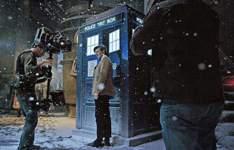 """""""Doctor Who"""" lanza adelanto de la nueva temporada"""
