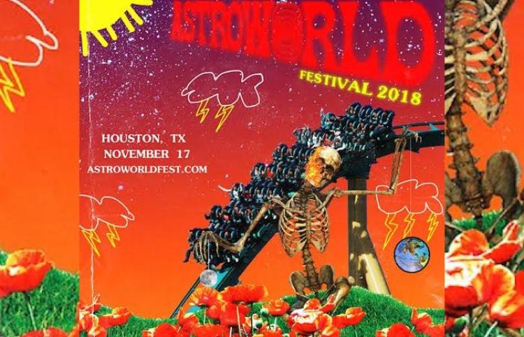 ASTROWORLD: Travis Scott anuncia la primera edición de su nuevo Festival