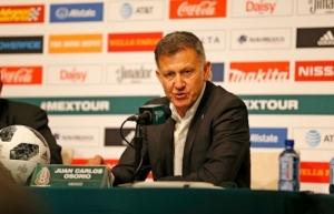 Técnico Osorio aclara el objetivo en Rusia 2018 es llegar a semifinales