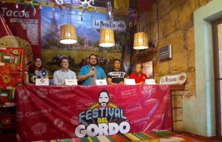 Festival del Gordo, magno evento gastronómico