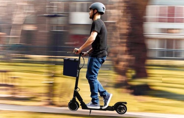 Fabricará los primeros patinetes dedicados al transporte de mercancías