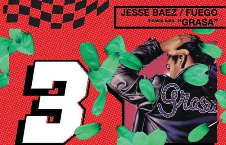 """Jesse Baez y Fuego comparten """"Grasa"""", su nueva colaboración"""