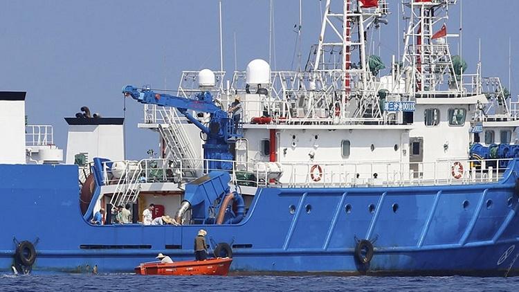 Planeador submarino chino rompe el récord de inmersión oceánica en la fosa de las Marianas