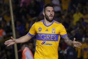 André-Pierre Gignac, descartado para jugar contra Chivas por lesión