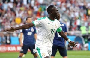 En vibrante duelo Japón y Senegal empatan 2-2 y dan vida a rivales del H
