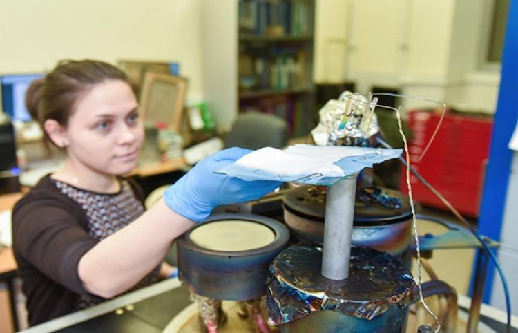 Científicos rusos diseñan vendas biodegradables