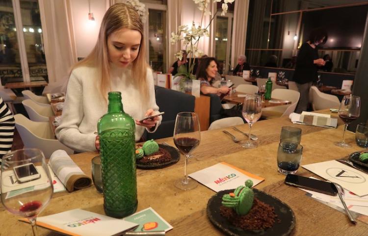 Promueven en París turismo francés hacia México con gastronomía