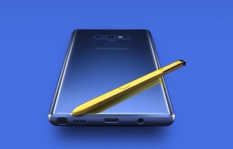 Samsung presentará su nuevo Note 9