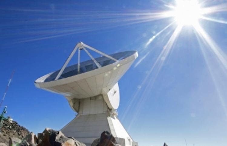 Puebla hospeda al sorprendente telescopio movible más grande del mundo