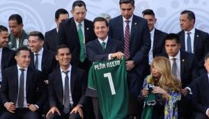 A los mexicanos unidos, nada los detiene Peña Nieto