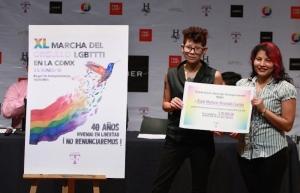 Colectivo lésbico-gay pide a candidatos reconocimiento a sus derechos