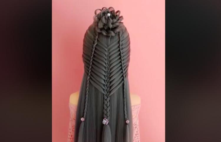 Pon atención y aprende a realizar estos peinados increíbles