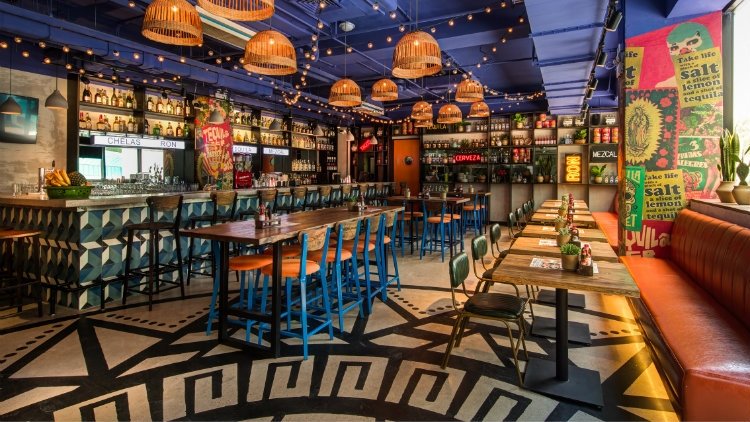 Restaurante mexicano, ícono de la gastronomía en Beijing