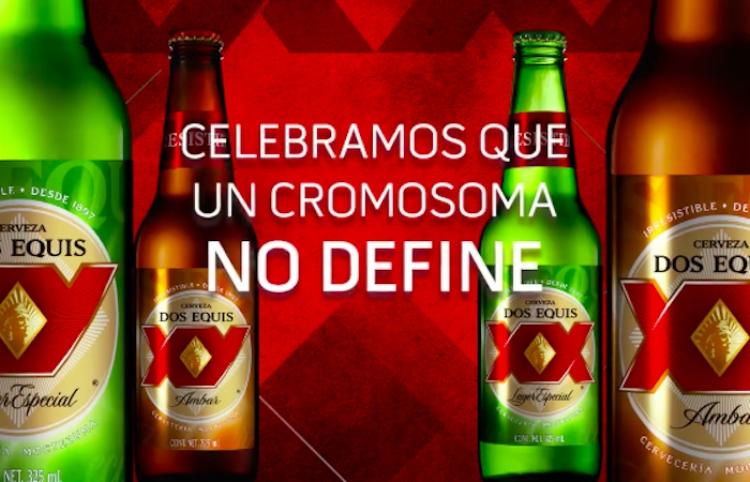 Cerveza Dos XX cambiará su nombre a Dos XY para ser incluyentes