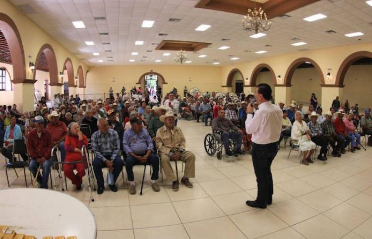 Alista dependencia estatal recorridos por 31 municipios para llevar beneficios de programas sociales