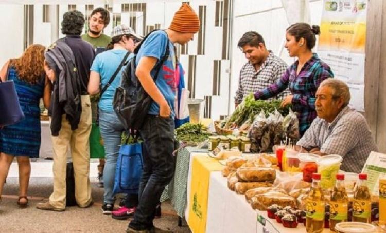 Estudiantes y campesinos impulsan productos orgánicos