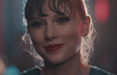 Taylor Swift - 'Delicate' video musical