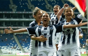 Rayadas, a la Final de la Liga MX Femenil; ahora se verá de frente ante Tigres